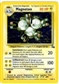 Pokemon Fossil Single Magneton 11/62