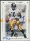 2000 Upper Deck SP Authentic Buy Back Autographs #99 Kordell Stewart 99SPA /600