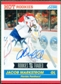 2010/11 Score Signatures #609 Jacob Markstrom RC Auto SP
