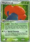 Pokemon Hidden Legends Single Vileplume ex 100/101
