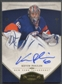 2010/11 Panini Dominion Hockey Kevin Poulin Rookie Auto #15/25