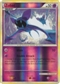 Pokemon Unleashed Single Zubat 70/95 Reverse Holo