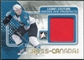 2010/11 ITG Cross Canada Tour Game Used Jerseys #CCT20 Logan Couture 1/1
