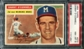 1956 Topps Baseball #272 Danny O'Connell PSA 8 (NM-MT) *4641
