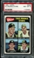 1965 Topps Baseball #526 Jim Catfish Hunter Rookie PSA 8 (NM-MT) *4921