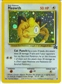 Pokemon Promo Single Meowth 10 WOTC Promo