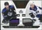 2010/11 Panini Luxury Suite #85 Dustin Brown Ryan Smyth Dual Patch /50