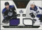 2010/11 Panini Luxury Suite #85 Ryan Smyth Dustin Brown Dual Jersey /599