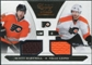 2010/11 Panini Luxury Suite #91 Scott Hartnell Ville Leino Dual Jersey /599