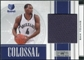 2009/10 Panini Playoff National Treasures Colossal Materials #30 Sam Young /25