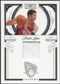 2009/10 Panini Playoff National Treasures Century Materials #27 Brook Lopez /99