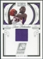 2009/10 Panini Playoff National Treasures Century Materials #59 Jason Richardson /99