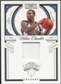 2009/10 Panini Playoff National Treasures Century Materials #100 Wilson Chandler /99