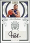 2009/10 Playoff National Treasures Century Signatures #191 Jon Brockman /99