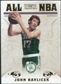 2009/10 Panini Playoff National Treasures All NBA #17 John Havlicek /25