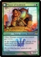 Magic the Gathering Innistrad Single Mayor of Avabruck - Howlpack Alpha Foil - Prerelease