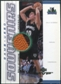 2000/01 Upper Deck MVP Game-Used Souvenirs #WSS Wally Szczerbiak