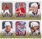 2011/12 In the Game 32nd National Sports Convention VIP-10 Card Set