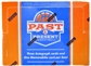 2011/12 Panini Past & Present Basketball Hobby Box