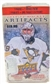 2011/12 Upper Deck Artifacts Hockey 8-Pack Box