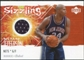 2005/06 Upper Deck Rookie Debut Sizzling Swatches #RJ Richard Jefferson