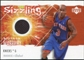 2005/06 Upper Deck Rookie Debut Sizzling Swatches #ST Stephon Marbury