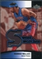 2004/05 Upper Deck Sweet Shot Swatches #RW Rasheed Wallace