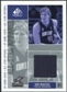 2002/03 Upper Deck SP Game Used All-Star Apparel #DNAS Dirk Nowitzki