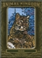 2011 Upper Deck Goodwin Champions Animal Kingdom Patches #AK6 Cougar LC