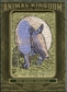 2011 Upper Deck Goodwin Champions Animal Kingdom Patches #AK7 Nine-Banded Armadillo LC