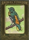 2011 Upper Deck Goodwin Champions Animal Kingdom Patches #AK27 Baltimore Oriole LC