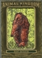 2011 Upper Deck Goodwin Champions Animal Kingdom Patches #AK64 Giant Anteater NT