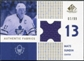 2002/03 Upper Deck SP Game Used Authentic Fabrics Gold #AFMT Mats Sundin /99