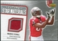 2006 Upper Deck Rookie Debut Future Star Materials Silver #FSMMS Maurice Stovall