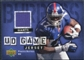 2006 Upper Deck Game Jerseys #GJPB Plaxico Burress