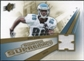 2006 Upper Deck SPx Swatch Supremacy #SWRE Reggie Brown