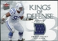 2006 Fleer Ultra Kings of Defense Jerseys #KDDF Dwight Freeney