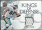 2006 Fleer Ultra Kings of Defense Jerseys #KDJT Jason Taylor
