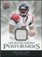2006 Fleer Ultra Postseason Performers Jerseys #UPPMV Michael Vick