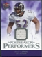 2006 Fleer Ultra Postseason Performers Jerseys #UPPRL Ray Lewis