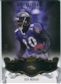 2008 Upper Deck Exquisite Collection #8 Ed Reed /75