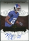 2008 Upper Deck Exquisite Collection #136 Kenny Phillips Autograph /150