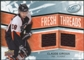 2008/09 Upper Deck Ice Fresh Threads #FTGI Claude Giroux