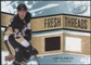 2008/09 Upper Deck Ice Fresh Threads #FTJF Jon Filewich