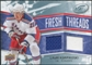 2008/09 Upper Deck Ice Fresh Threads #FTLK Lauri Korpikoski