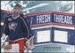 2008/09 Upper Deck Ice Fresh Threads #FTMA Steve Mason