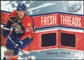2008/09 Upper Deck Ice Fresh Threads #FTMF Michael Frolik