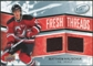 2008/09 Upper Deck Ice Fresh Threads #FTMH Matthew Halischuk