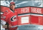 2008/09 Upper Deck Ice Fresh Threads #FTZB Zach Boychuk