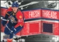 2008/09 Upper Deck Ice Fresh Threads Black Parallel #FTMF Michael Frolik /25